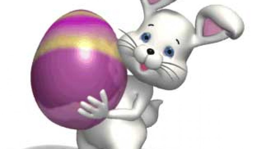 Who's going to insure the Easter Bunny?